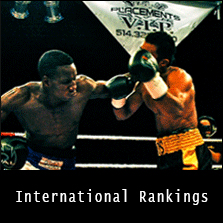 International Rankings