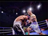 Cody Crowley Stops Richard Holmes in the 6th round