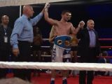 C.P.B.C. Middleweight Champion Francis LaFreniere, Quebec, June 2014