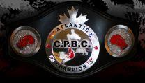 C.P.B.C. Atlantic Championship Belt