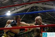 Travis Connors vs Jean Paul Arsenault