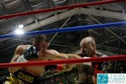 Travis Connors vs Jean Paul Arsenault