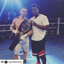 C.P.B.C International Light - Middleweight Champion