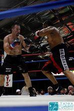 Richard Arsenault vs. Shane Upshaw