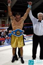 Eastern Canadian Light heavyweight Champion Travis Connors